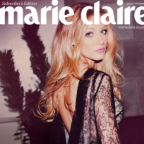 Marie claire uk cover 2