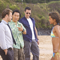 Hawaii five o characters
