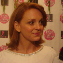 Jayma Mays on the Red Carpet