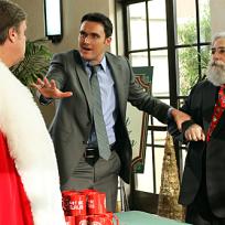 Santa-fight