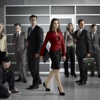 The good wife cast photo