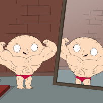 Juiced-up-stewie