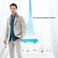 New Royal Pains Poster