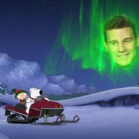 Boreanaz on Family Guy