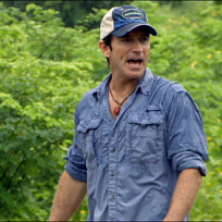 Jeff Probst Calls the Action