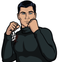 Sterling Archer Picture