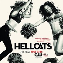 2011 Hellcats Poster