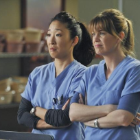 Best friends on greys