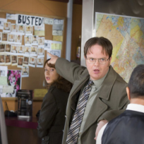 Dwight-on-a-mission