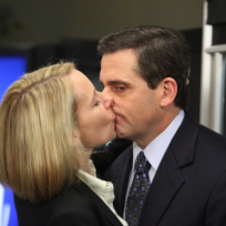 The office pda alert