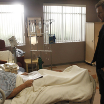 Pierce in the Hospital