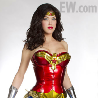 Adrianne Palicki is Wonder Woman