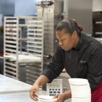 Tiffany on Top Chef