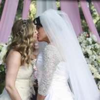 You May Kiss the Brides