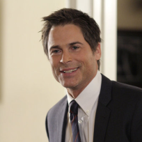 Chris Traeger Photograph