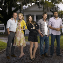 Hart of Dixie Cast Pic