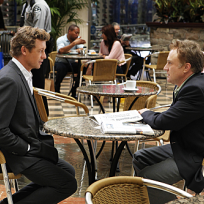 Patrick Jane vs. Red John