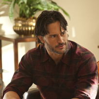 Alcide with a Shirt
