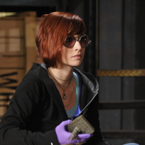 Claudia on Warehouse 13