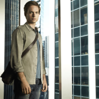 Patrick j adams as mike ross