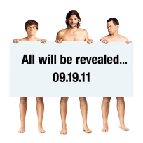 Two and a Half Men Promotional Photo