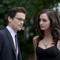 Eliza dushku on white collar