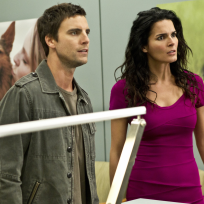 Colin egglesfield on rizzoli and isles