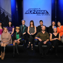 Project runway all star cast