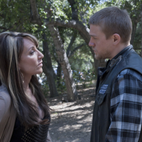 Sons of Anarchy Season 4 Premiere Pic