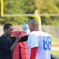 Orlando jones on necessary roughness