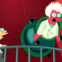Professor and dr zoidberg