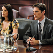 Hotch and Prentiss