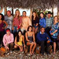 Survivor: South Pacific Cast Pic