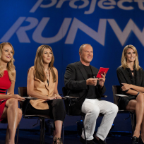Malin-akerman-on-project-runway