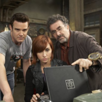 Warehouse 13 Finale Pic