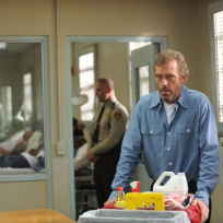 House-as-a-janitor
