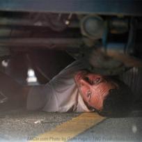 Under-a-car