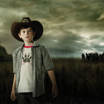 Carl Grimes Photo