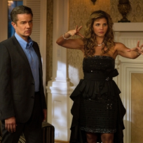 Charisma Carpenter and James Marsters on Supernatural
