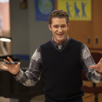 Mr. Schuester in Action