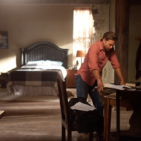 In Alaric's Room