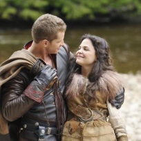 When charming met snow