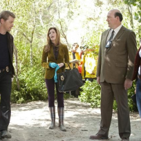 Body of Proof Crew