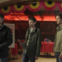 DJ Qualls on Supernatural