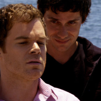 Brian and Dexter
