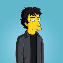 Neil Gaiman on The Simpsons