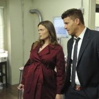 Very Pregnant Brennan
