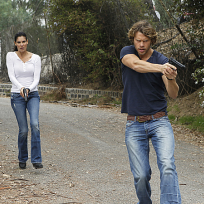 Deeks, Kensi Photo