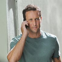 Steve McGarrett Receives Call