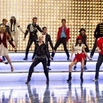 Glee Does MJ